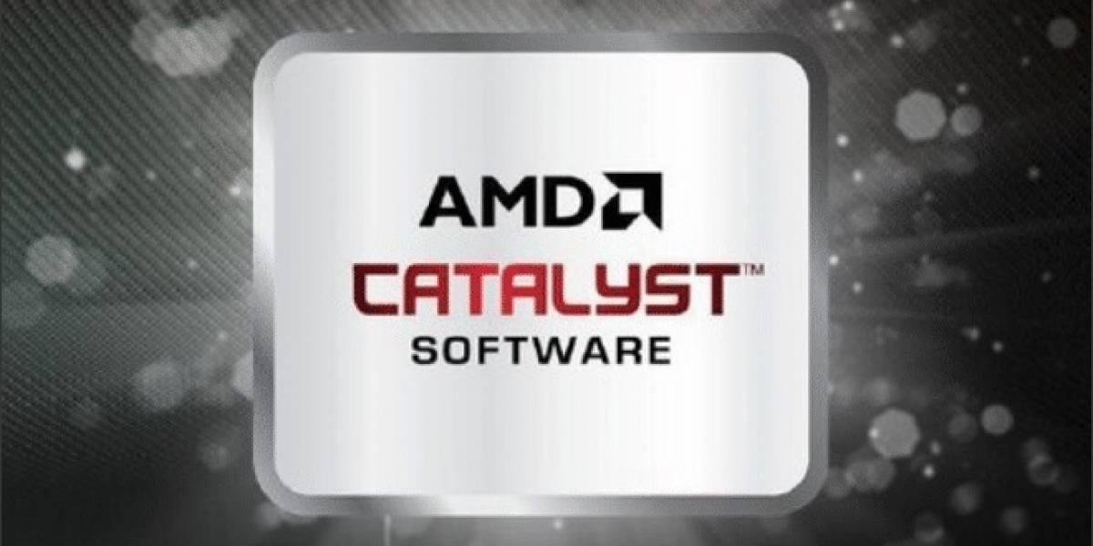 AMD lanza sus controladores Catalyst 13.9 WHQL Legacy