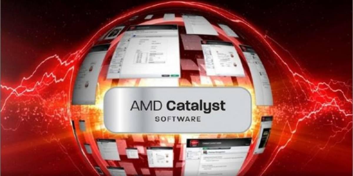 AMD lanza sus controladores Catalyst 13.2 Beta 4