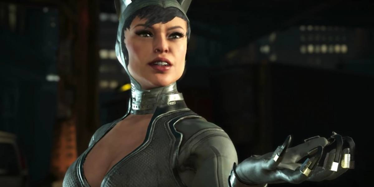 Injustice 2 recibe nuevo tráiler enfocado en Catwoman