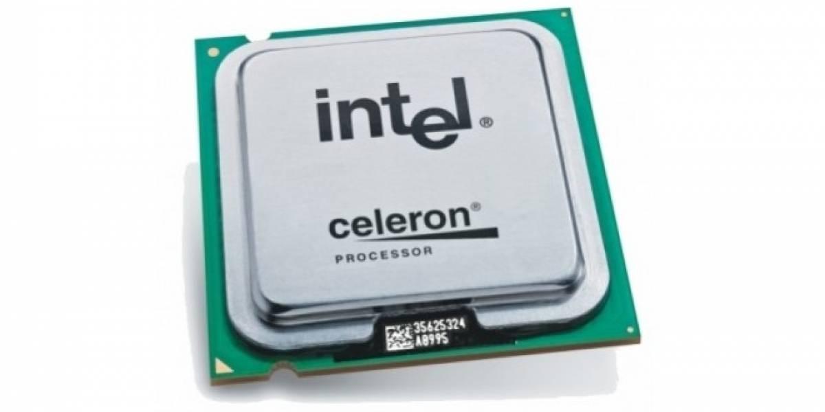 Intel anuncia sus nuevos Celeron con Ivy Bridge