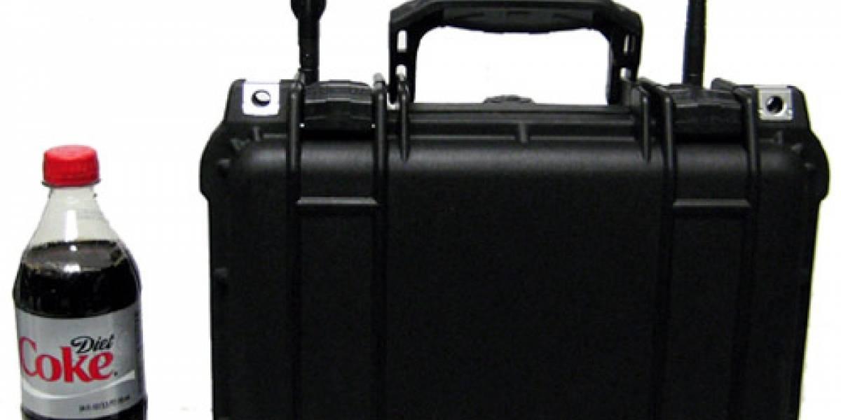 El maletín del fin del mundo