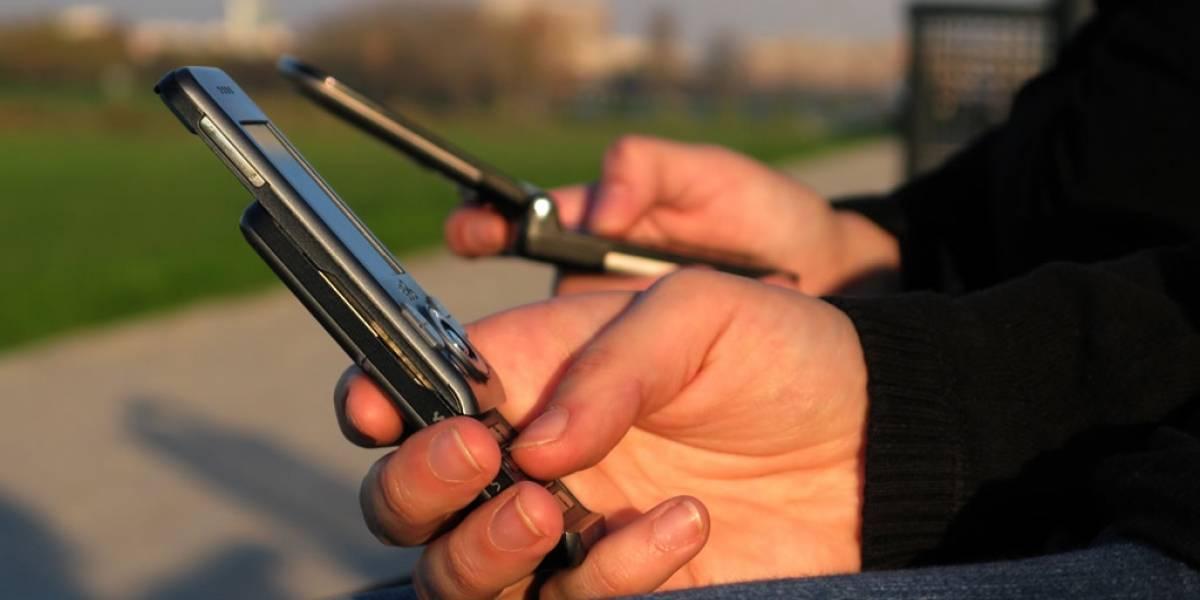 Ya hay más de 27 millones de celulares en Chile