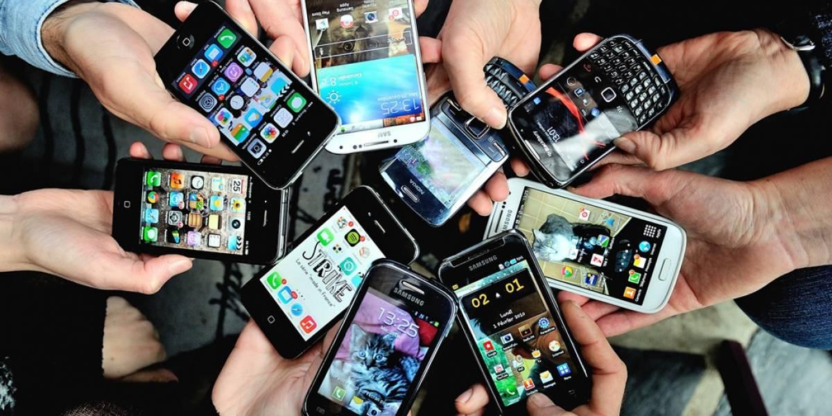 Los chilenos han aumentado el uso de móviles y tabletas en un 116% en los últimos siete años
