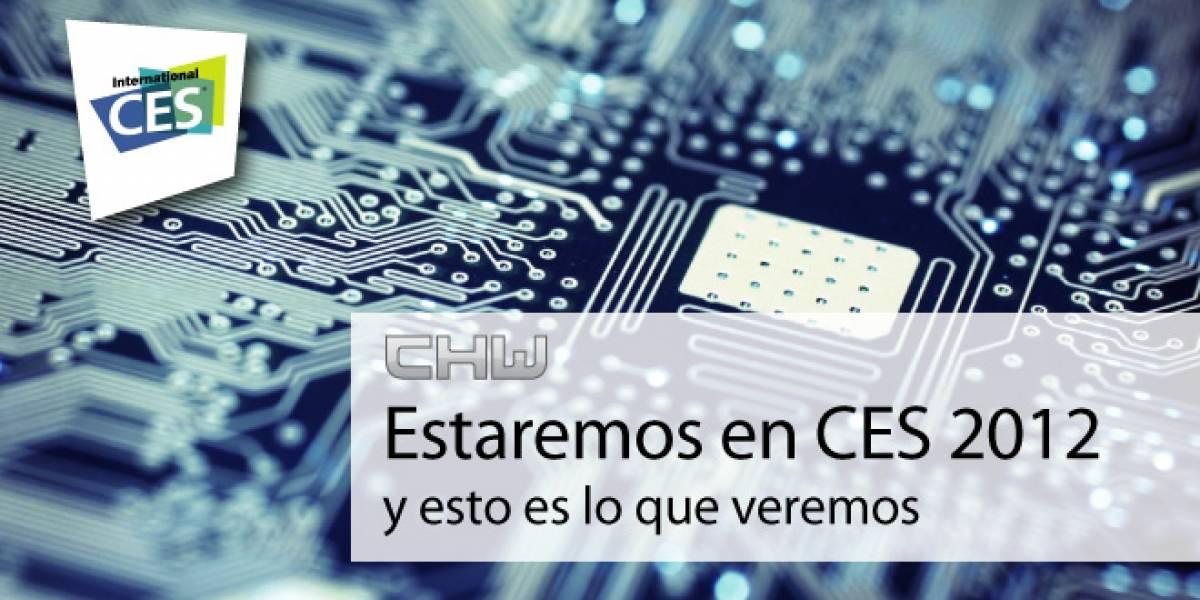 CHW estará en CES 2012, novedades y más luego del corte