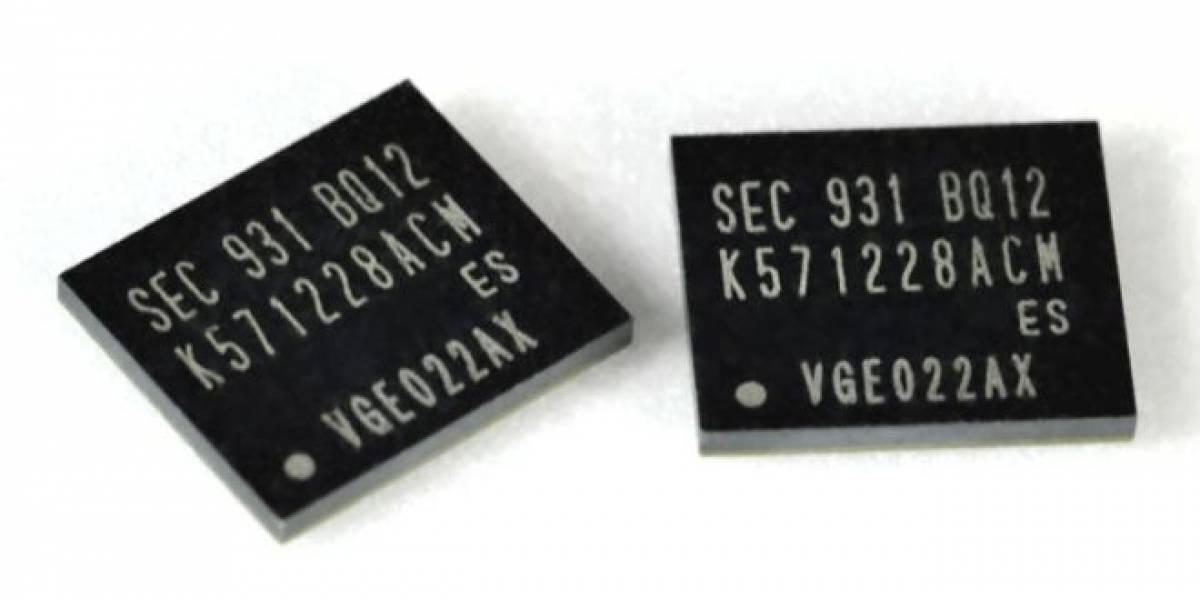Samsung abre una nueva línea de producción de chips a 20nm
