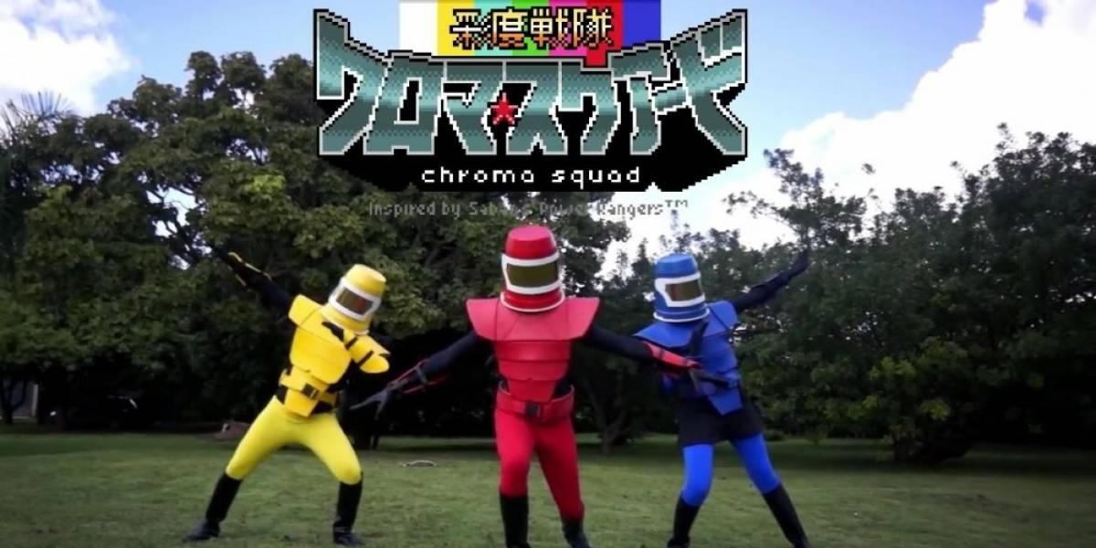 Chroma Squad se lanzará pronto en PS4 y Xbox One