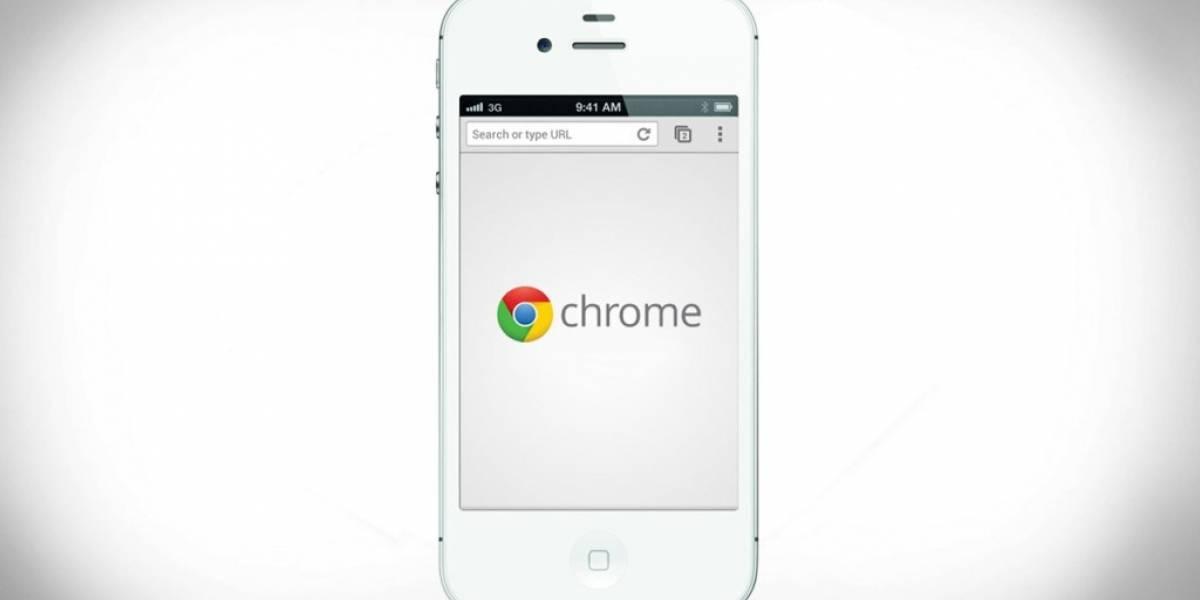 Google libera el código de Chrome para iOS