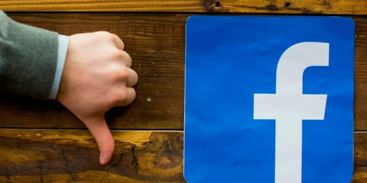 Estudio: usuarios de Facebook toman decisiones como adictos a las drogas
