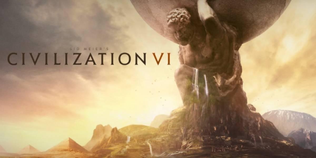 Mira el tráiler de lanzamiento de Civilization VI