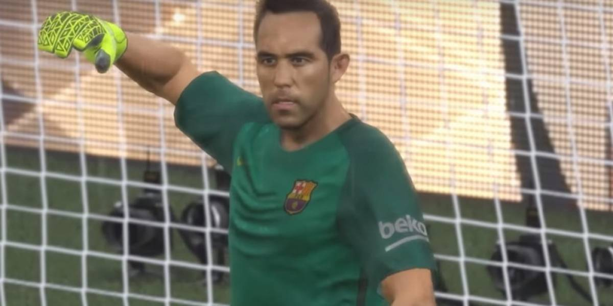 El estadio Camp Nou será exclusivo de PES 2017
