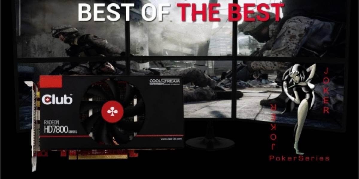 """Club 3D Radeon HD 7870 JockerCard XT """"Tahiti LE"""" a prueba"""