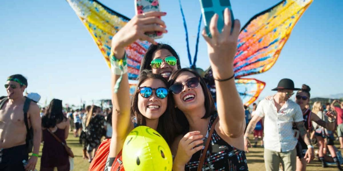 Arrestan a hombre con más de 100 teléfonos robados en festival de música