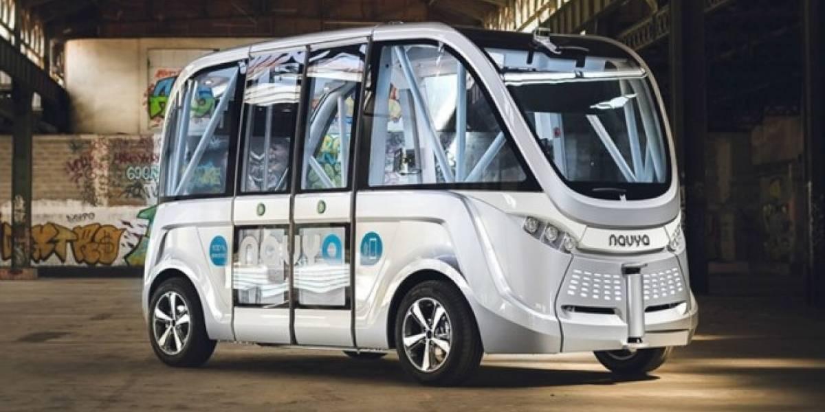 Los primeros buses autónomos llegarán a Suiza en el 2016