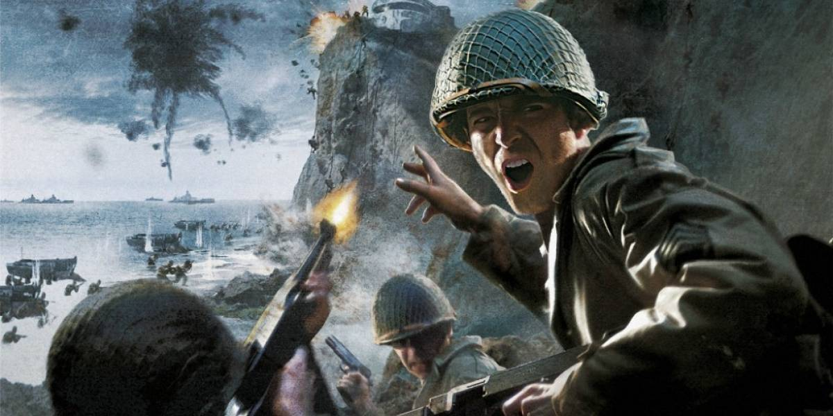 Call of Duty 2 llega como retrocompatible a la Xbox One