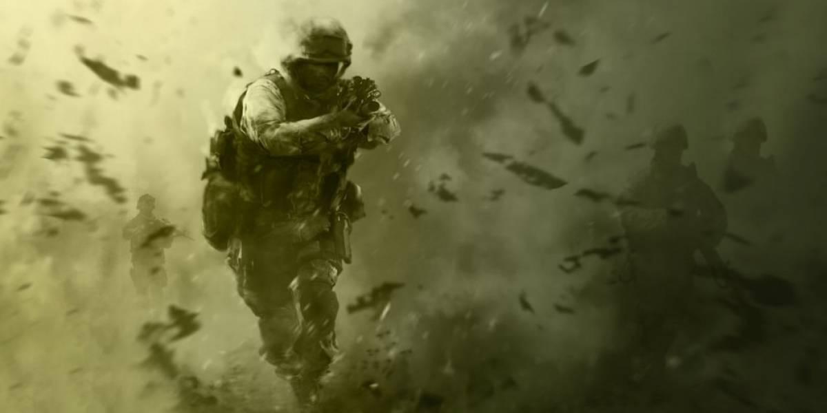 Activision confirma versión remasterizada de Call of Duty: Modern Warfare con un emoji