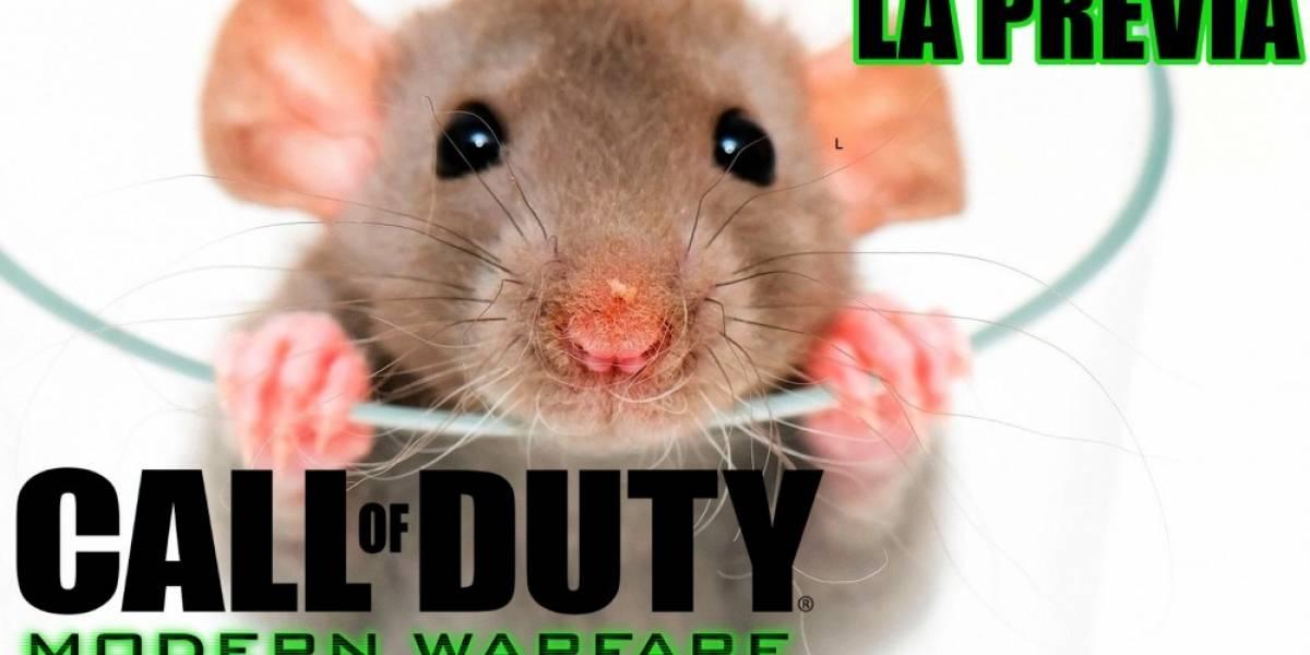 La Previa: Call of Duty 4 Modern Warfare Remastered