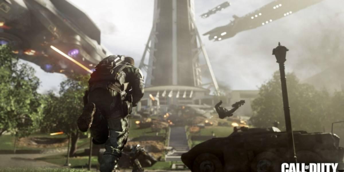 Si compras CoD: Infinite Warfare en Windows Store no podrás jugar con los de Steam