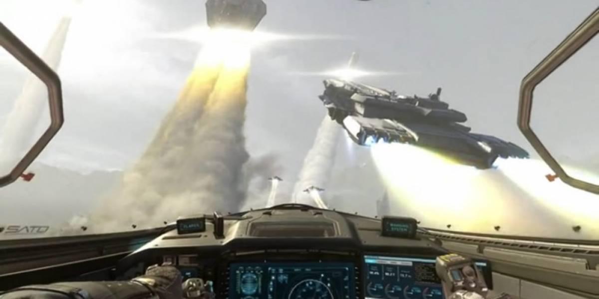 Modo Zombies y más detalles revelados sobre Call of Duty: Infinite Warfare