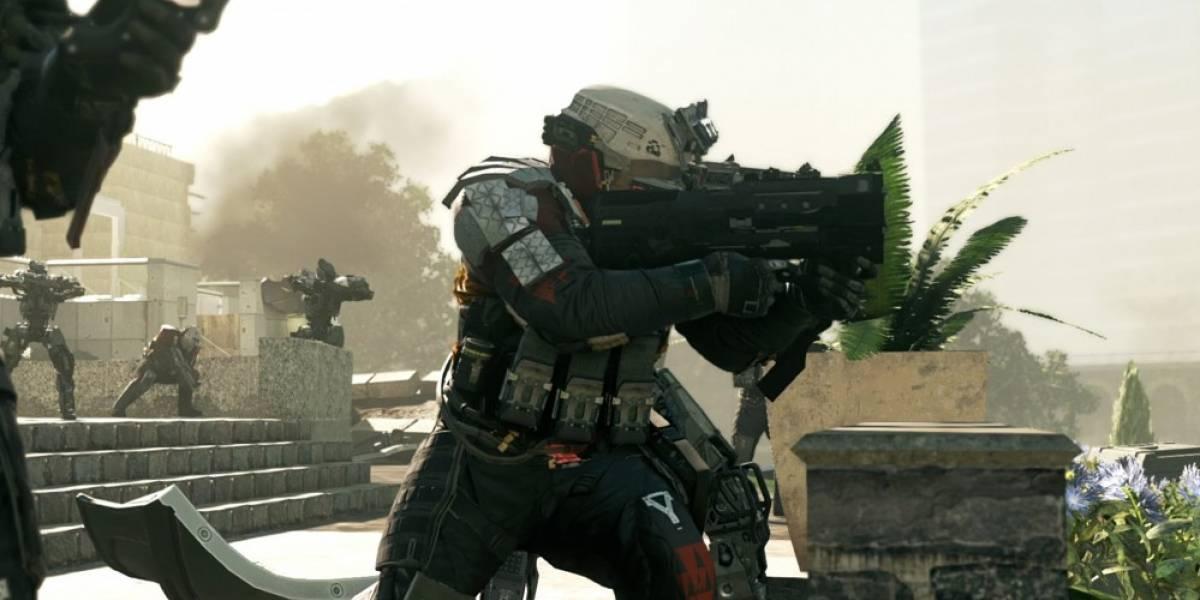 Mira el tráiler de presentación de Call of Duty: Infinite Warfare