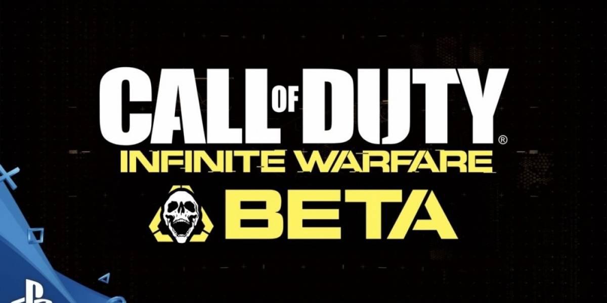 Tráiler de CoD: Infinite Warfare nos recuerda que la Beta está cerca