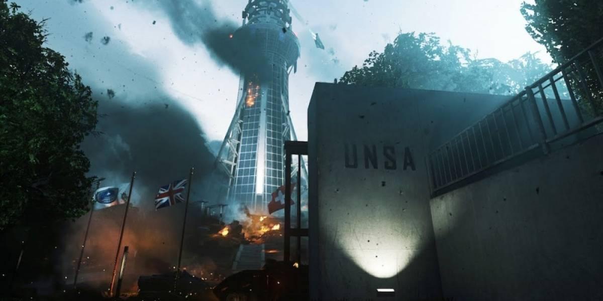 Vean 13 minutos de jugabilidad de Call of Duty: Infinite Warfare
