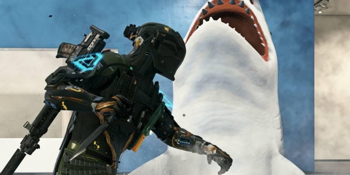 Un vistazo a los nuevos mapas para Call of Duty: Infinite Warfare