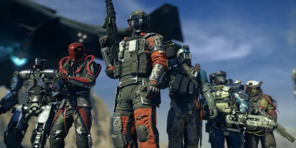 Revelan más detalles de la Beta multijugador de Call of Duty: Infinite Warfare