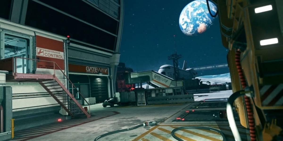 Así luce la versión reimaginada de Terminal en CoD: Infinite Warfare