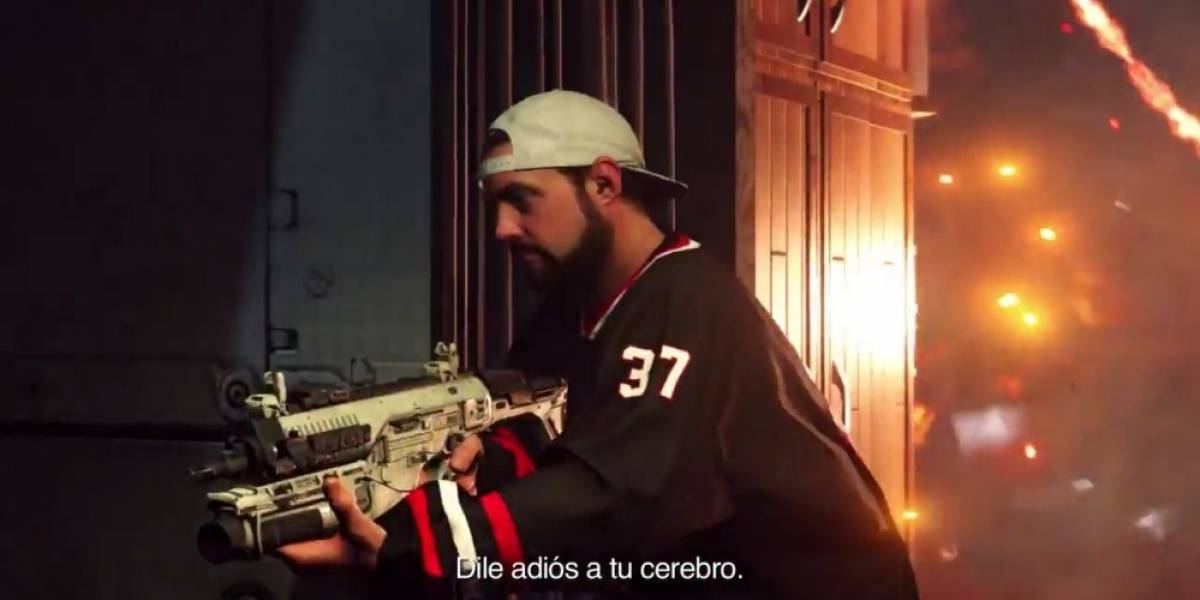Kevin Smith estará en el modo zombis de CoD: Infinite Warfare