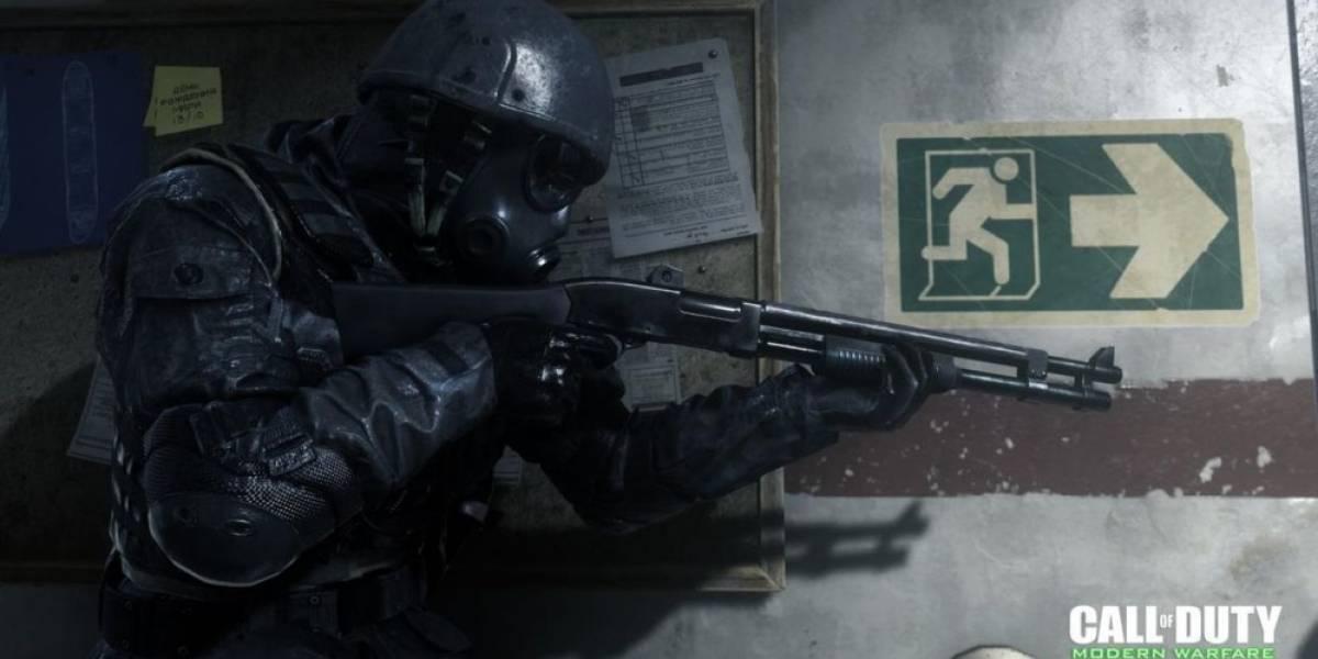 Se revelan más mapas de CoD 4: Modern Warfare Remastered