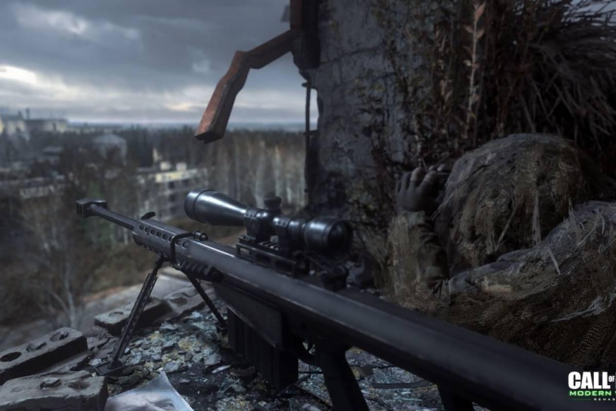Call of Duty Modern Warfare Remastered [NB Labs]