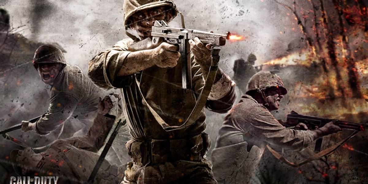 Call of Duty: World at War ya es retrocompatible en Xbox One