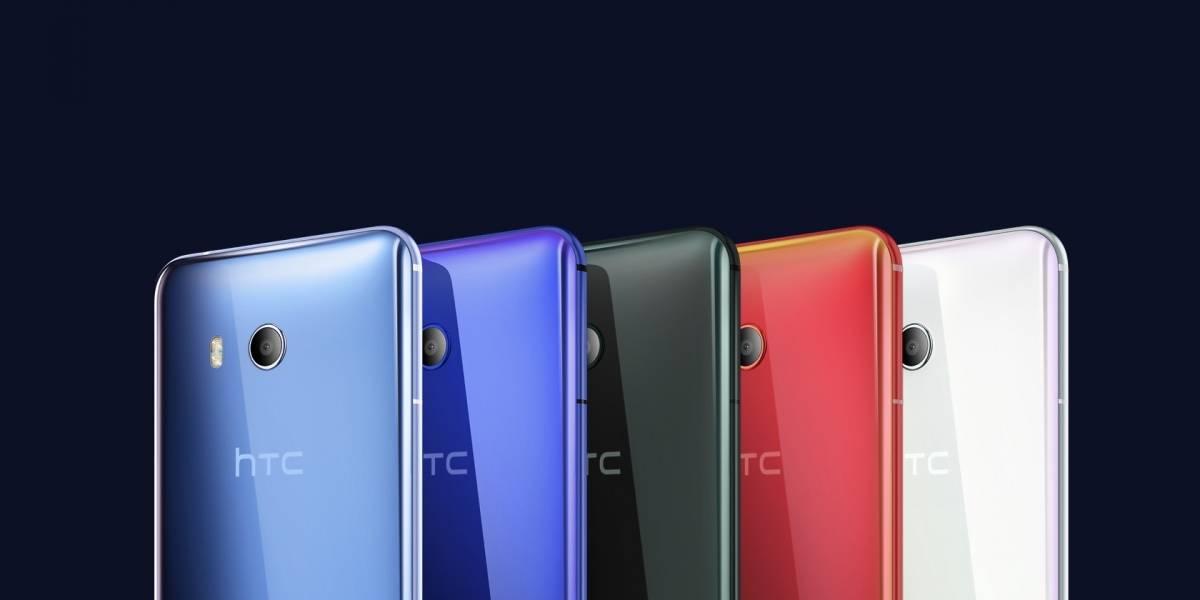 El HTC U11 ya es oficial