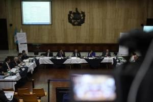 cuarta reunión de postuladora a Fiscal General