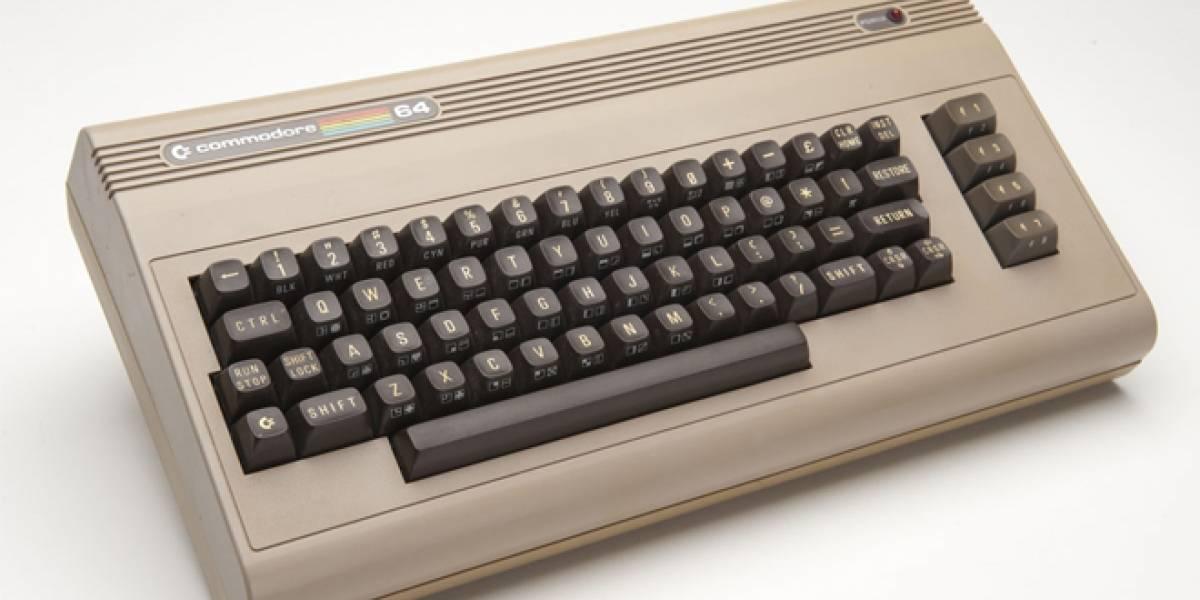 Feliz cumpleaños, Commodore 64