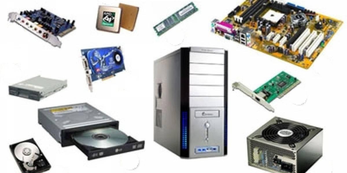 Tasa de fallos de componentes de PC (octubre 2011)
