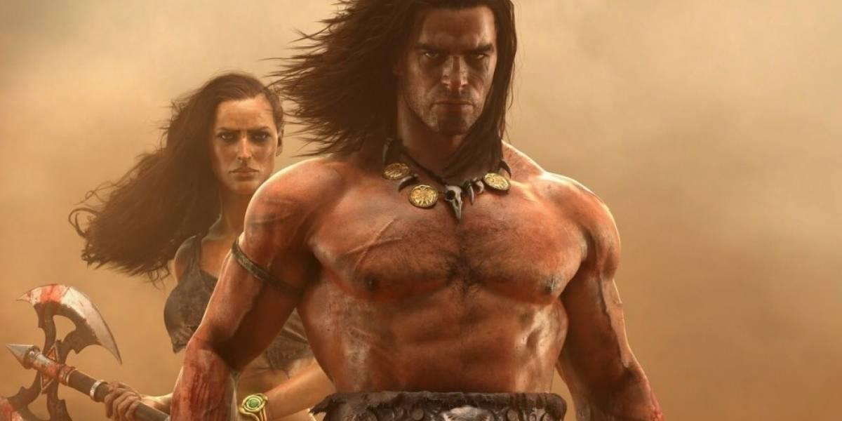 Vean el primer video con jugabilidad de Conan Exiles