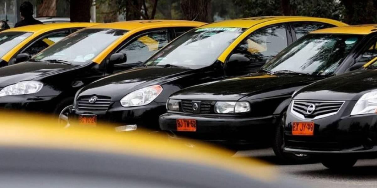 Taxistas chilenos preparan su app para competir contra Uber y Cabify