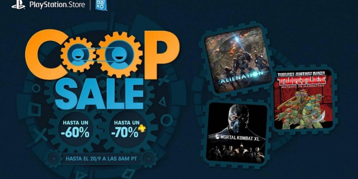 PlayStation Store tiene venta especial en juegos cooperativos