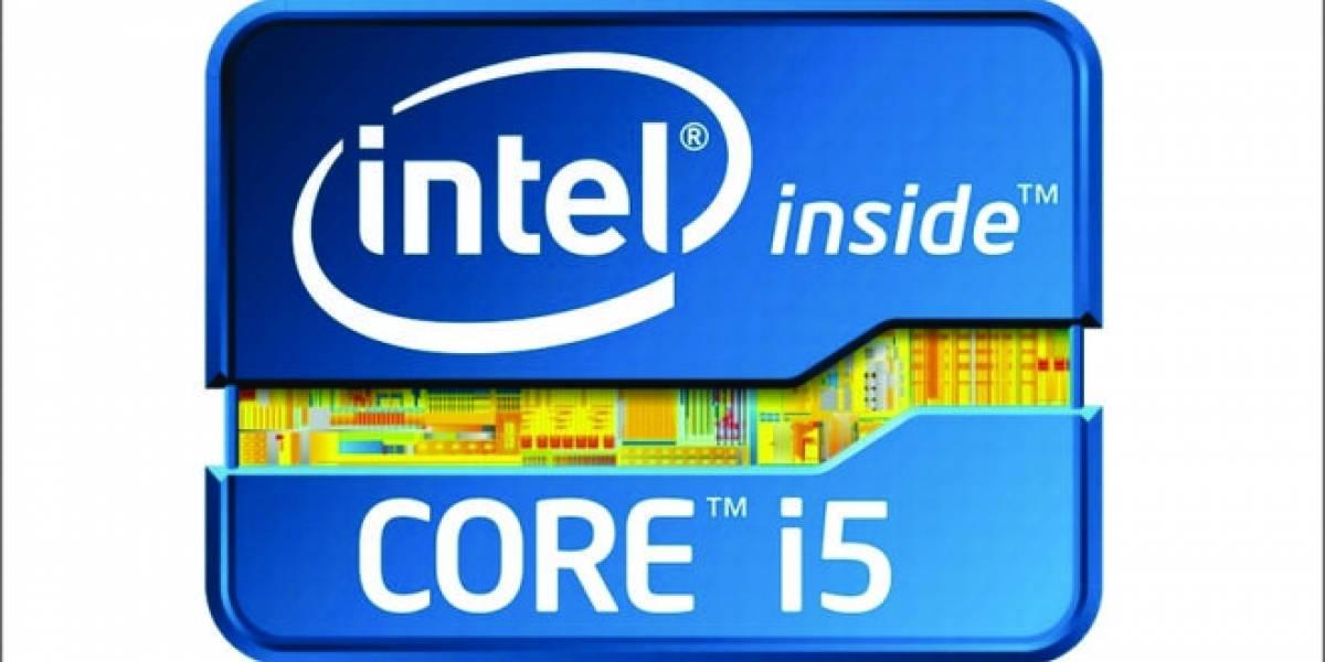 Intel está preparando su nuevo CPU Core i5-2550K