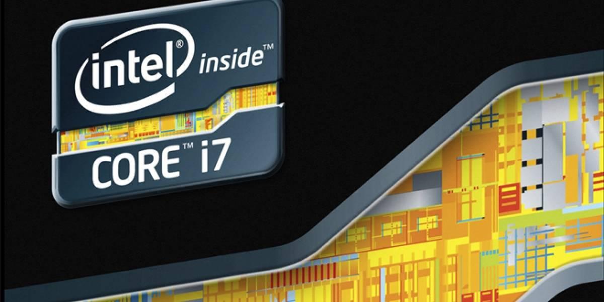 Ivy Bridge Extreme Edition llegará la segunda mitad de 2013