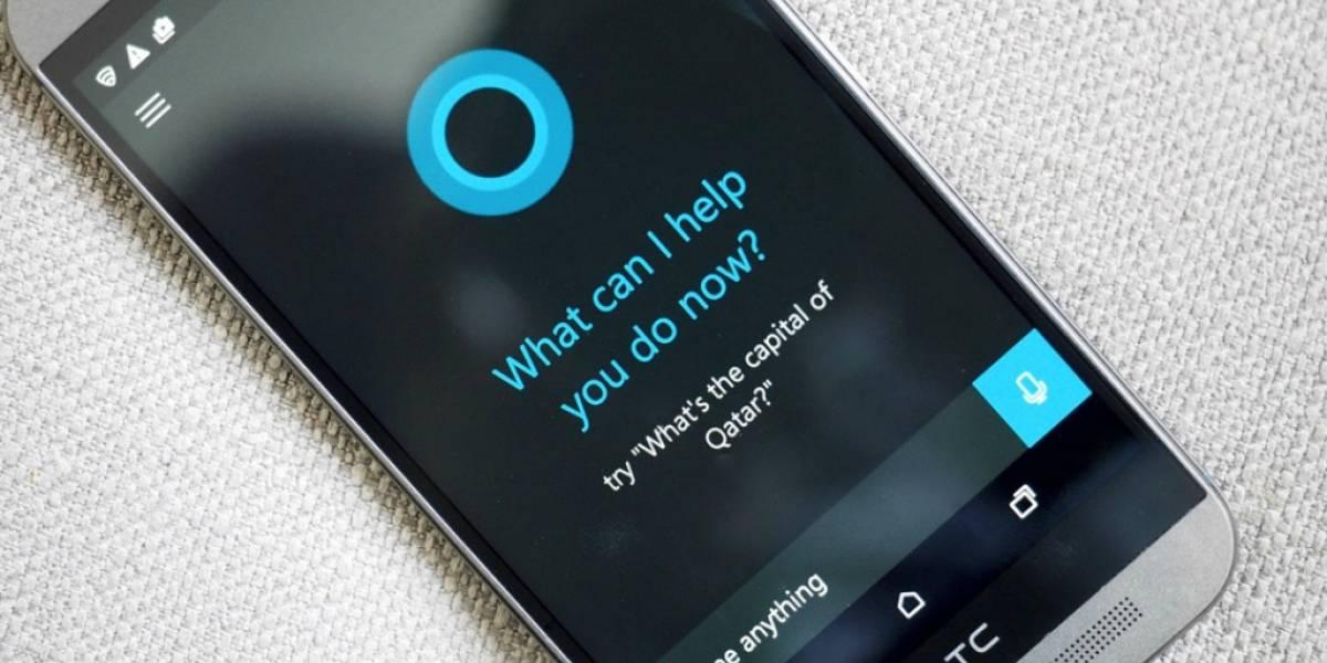 Ahora puedes tener Cortana en la pantalla de bloqueo de tu Android