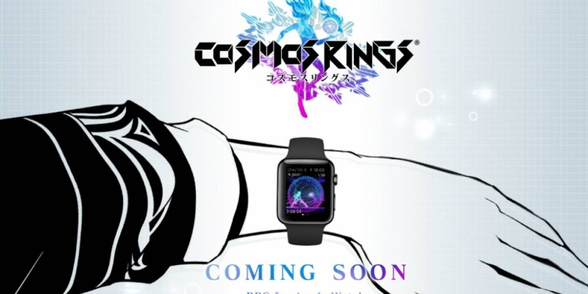El próximo RPG de Square Enix será lanzado en un Apple Watch