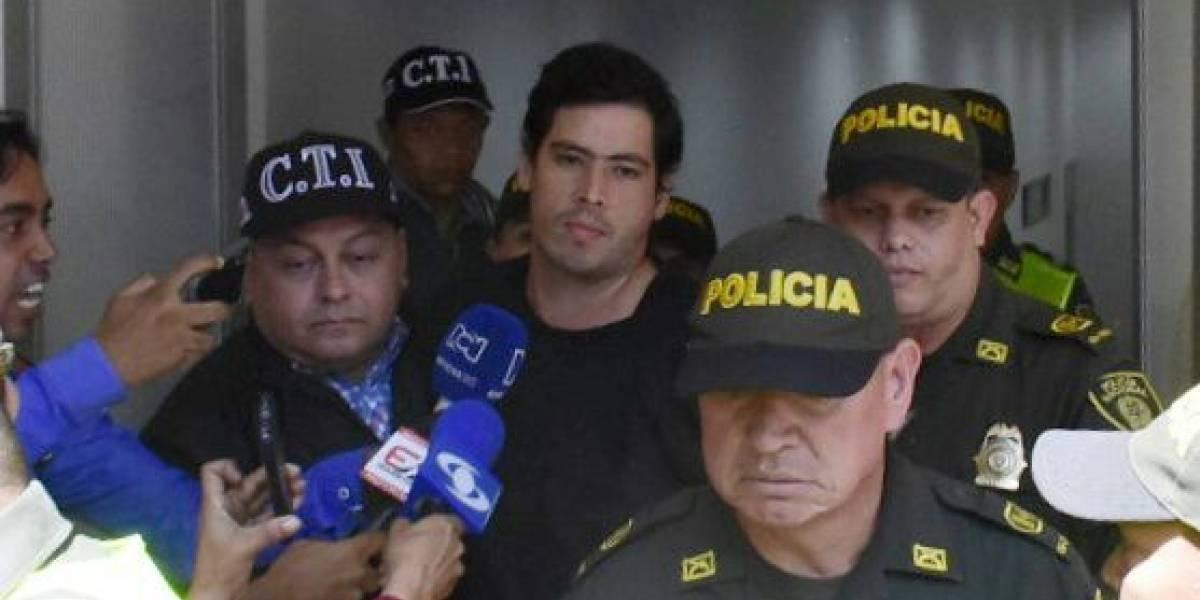 Envían a la cárcel de máxima seguridad de Valledupar a Cristian Bellón, presunto autor de atentado en Barranquilla