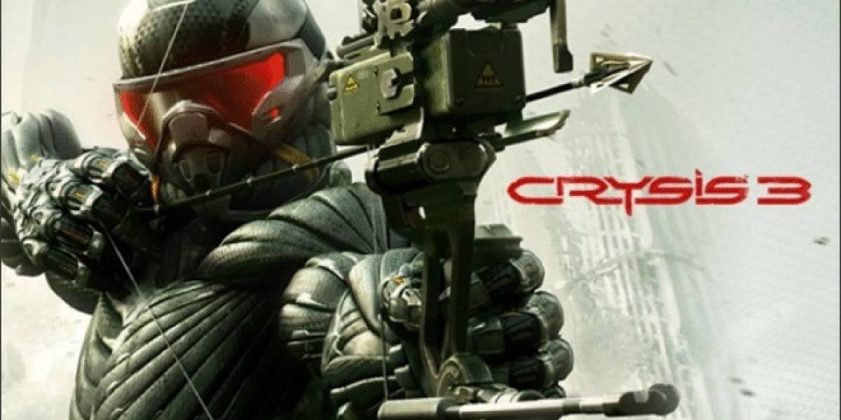 Crysis 3 Alpha a prueba