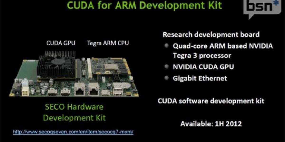 Nvidia: x86 no tiene importancia. El futuro de la Supercomputación es ARM