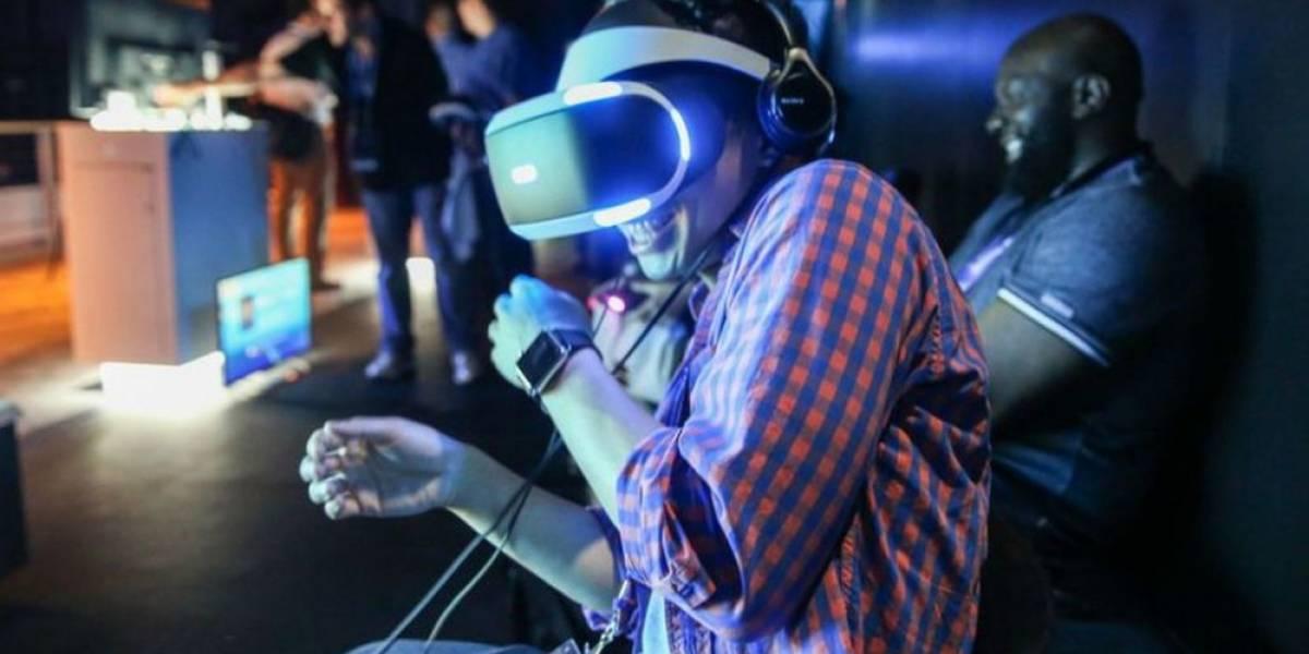 Puedes usar el PlayStation VR en cualquier dispositivo con salida HDMI