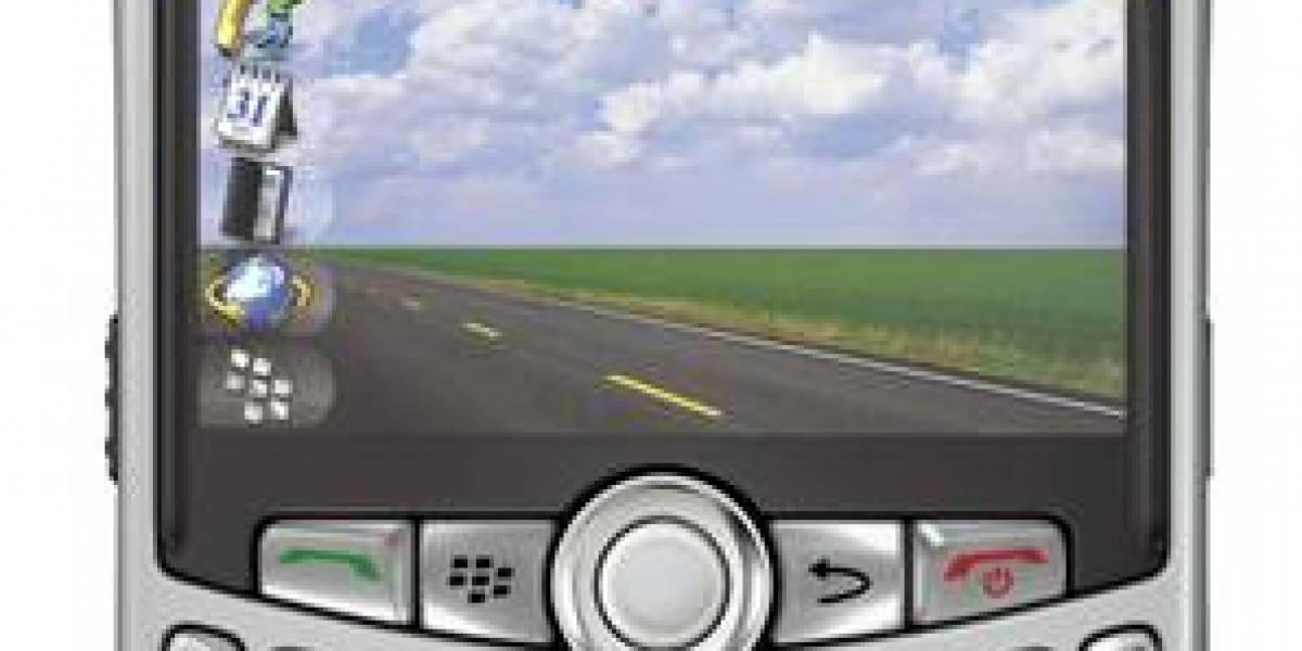 La serie BlackBerry Curve le quita el trono al iPhone 3G