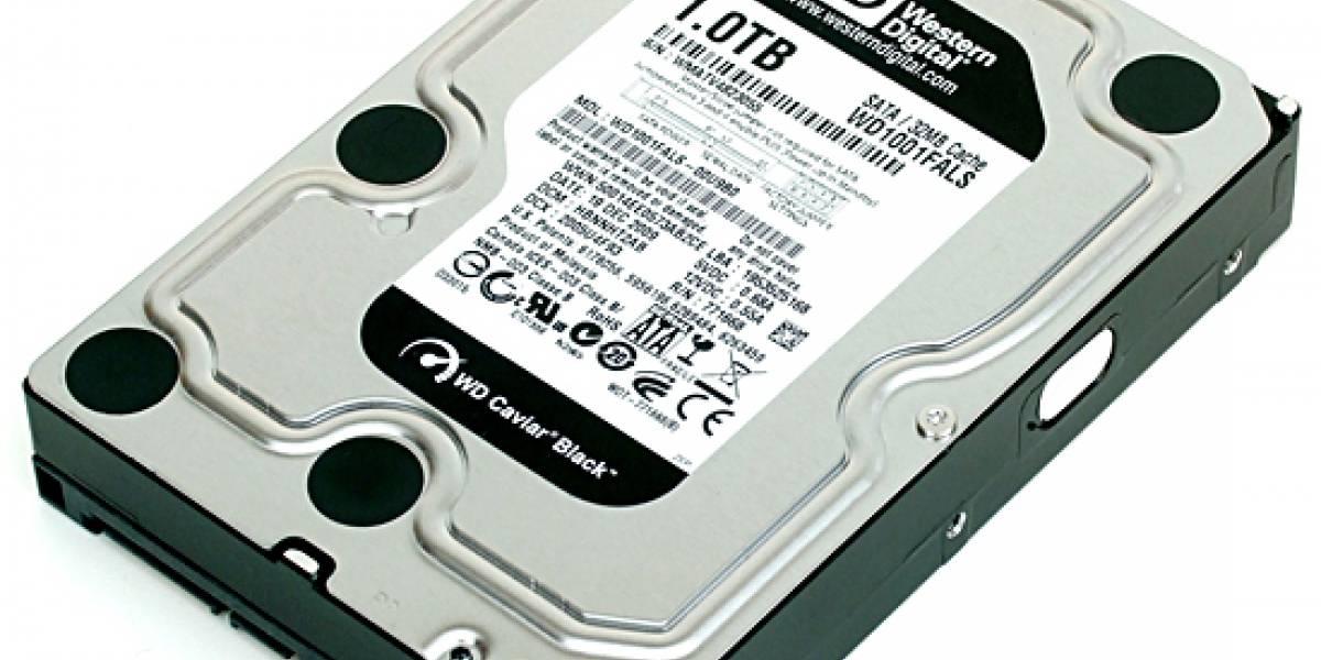 Se espera que los precios de discos duros suban en noviembre