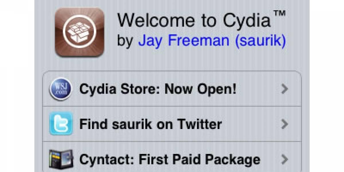 Cydia como toda una AppStore